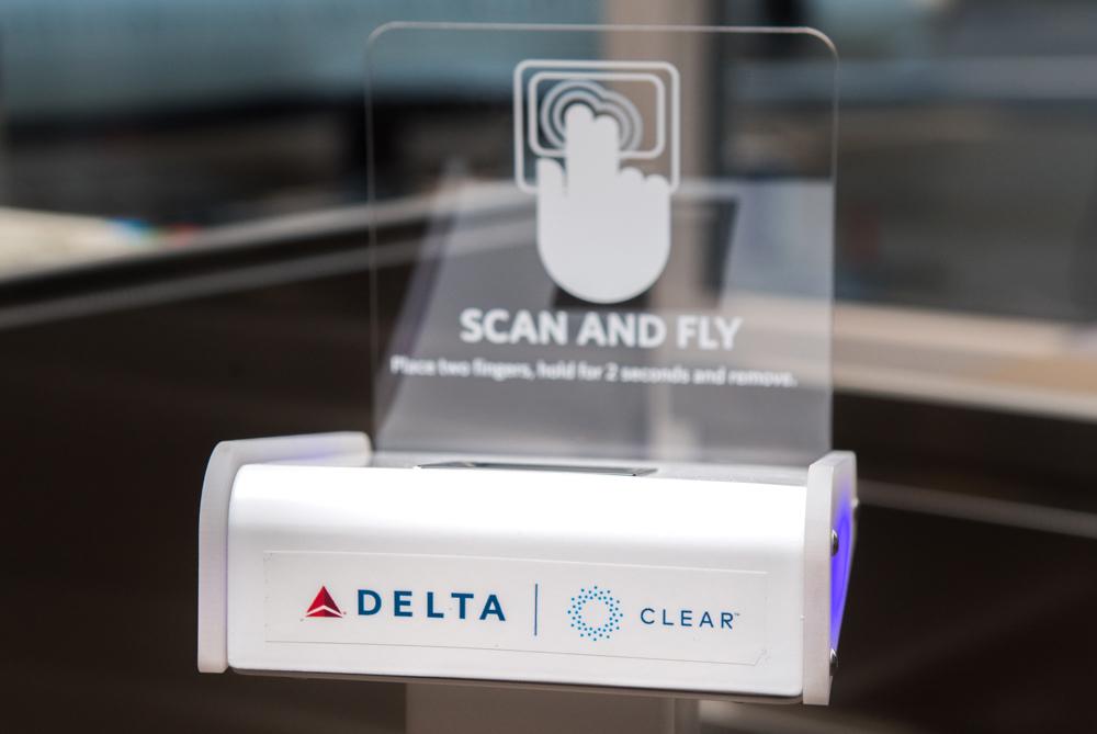 Delta Wants Fingerprints To Replace Boarding Passes