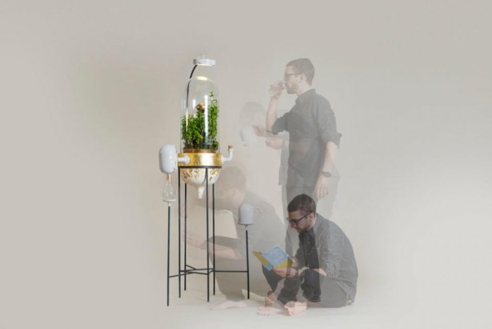 This Terrarium Filters Water By Mimicking The Amazon Biosphere