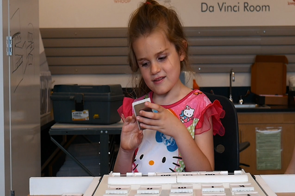 Braille Literacy Tool Helps The Visually Impaired Learn Independently