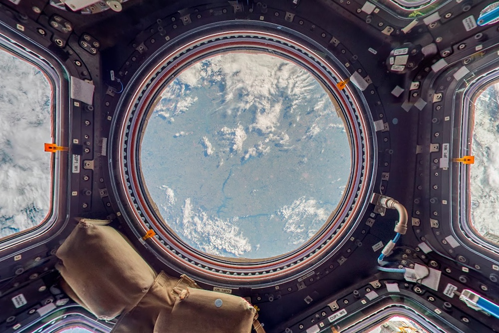 Explore The International Space Station On Google Street View