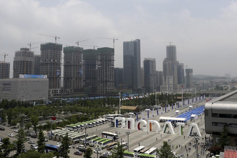 Inside China's Newly Booming Tech Hub