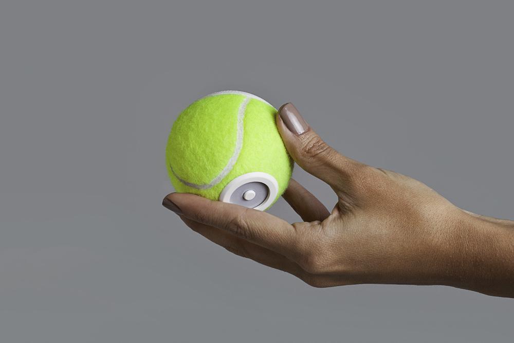 Championship Tennis Balls Are Repurposed Into Portable Speakers