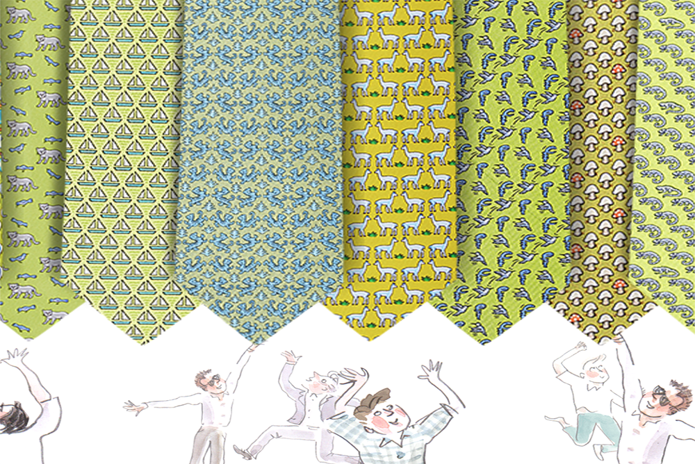 Hermès Has Created A Subscription Service For Trendy Neckties