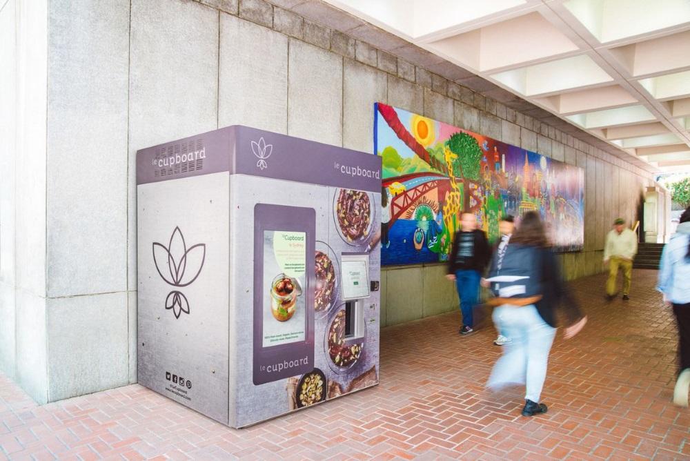 Vegan Vending Machines Are Coming To San Francisco