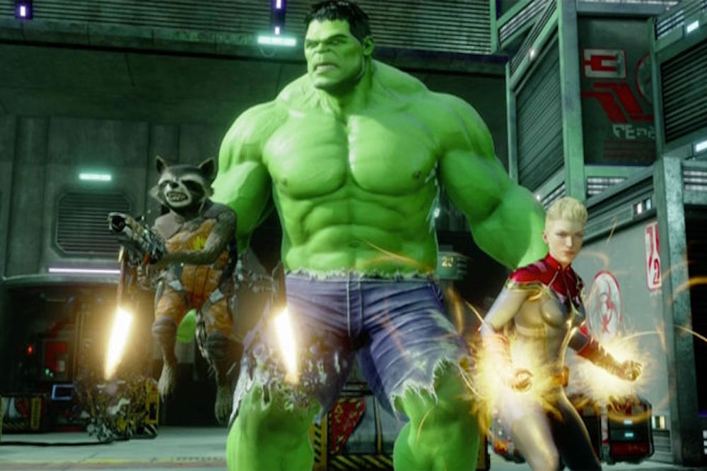 Disney's 'Marvel Powers United VR' Puts Fans In The Boots Of A Superhero