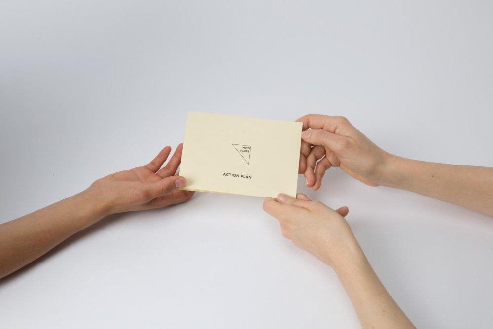 Mind Kit Helps People Understand Their Emotional Distress