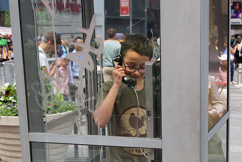 Immigrants Tell Their Stories Through New York City Phone Booths
