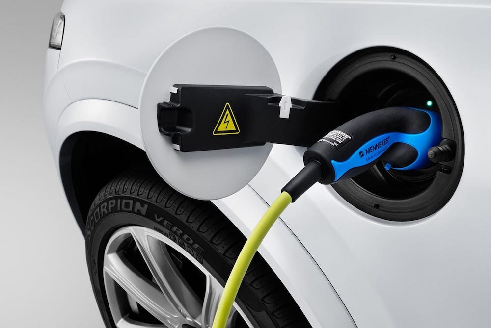 Why Volvo Is Going All Electric In 2019