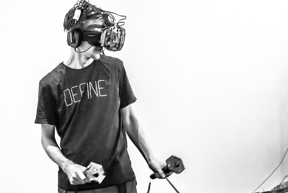 The HTC Vive Is Turning Into A Fully-Fledged Virtual Design Tool