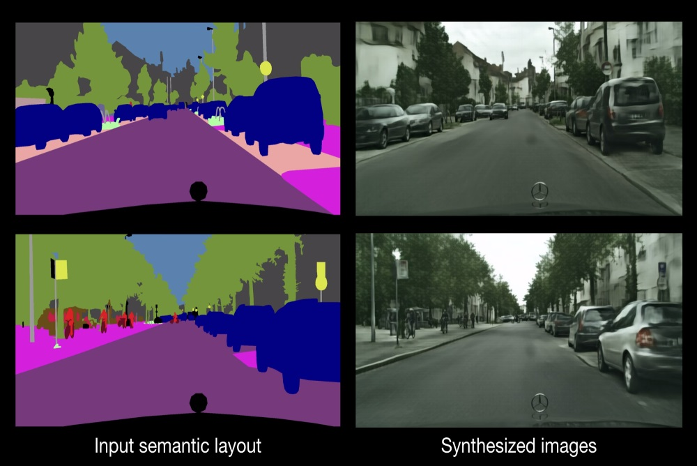 This AI Draws City Streets From Scratch