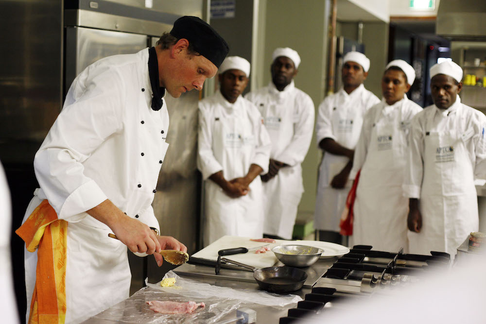 Bringing Hospitality Experience To Inhospitable Environments