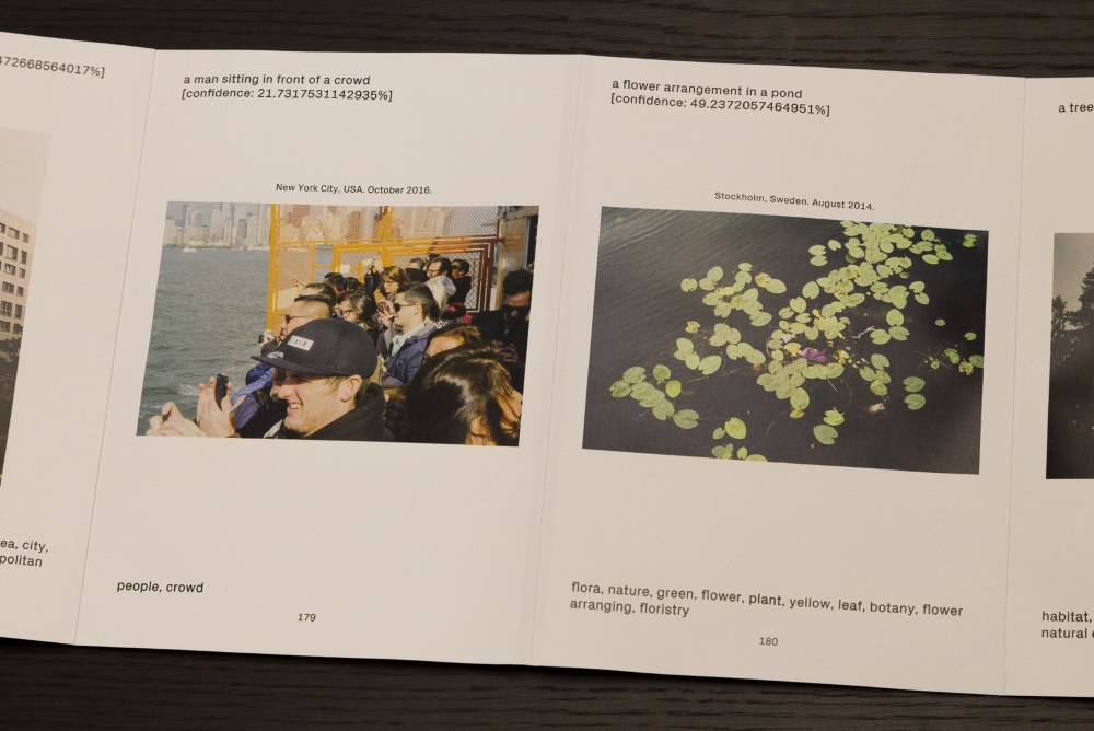 This Photo Book Was Curated And Annotated Using Machine Learning