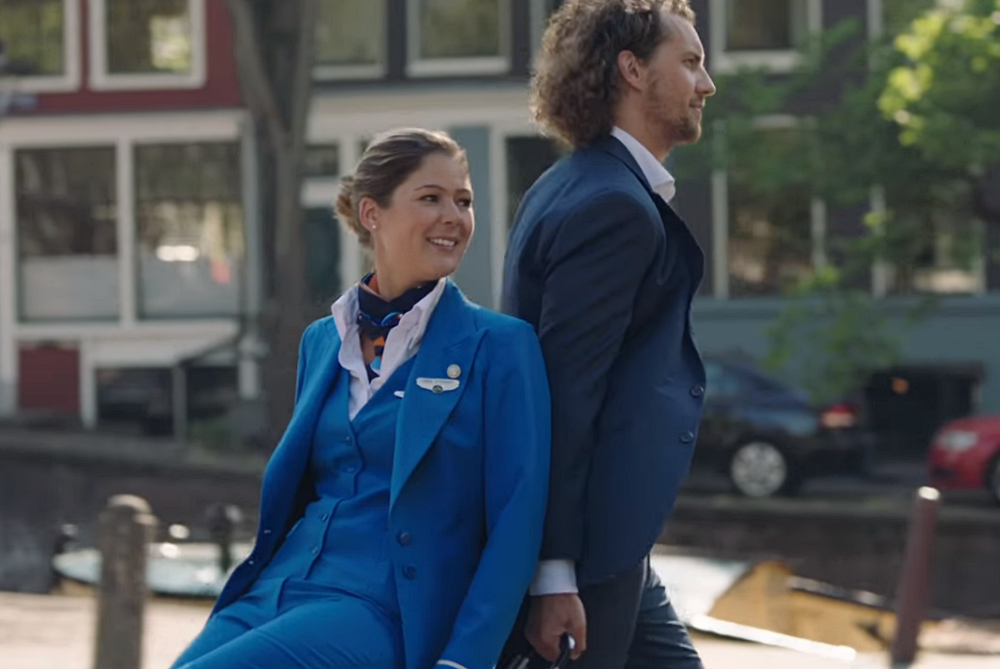 Dutch Airline's Luggage Tag Doubles As An Audio Tour Guide To Amsterdam