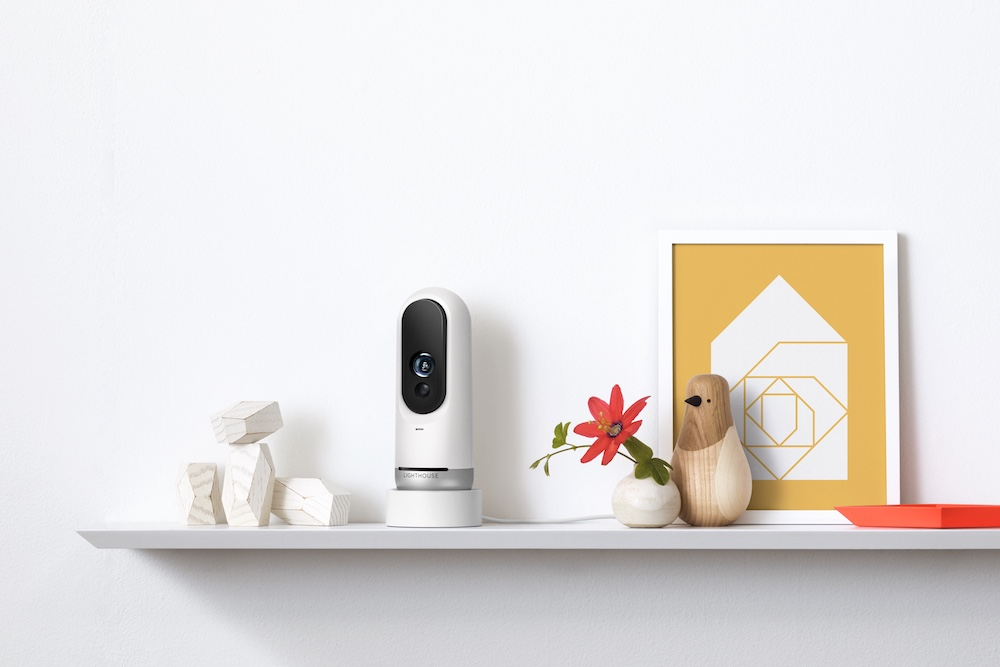 Self-Driving Car Tech Meets AI Assistant In This Very Smart Home Device