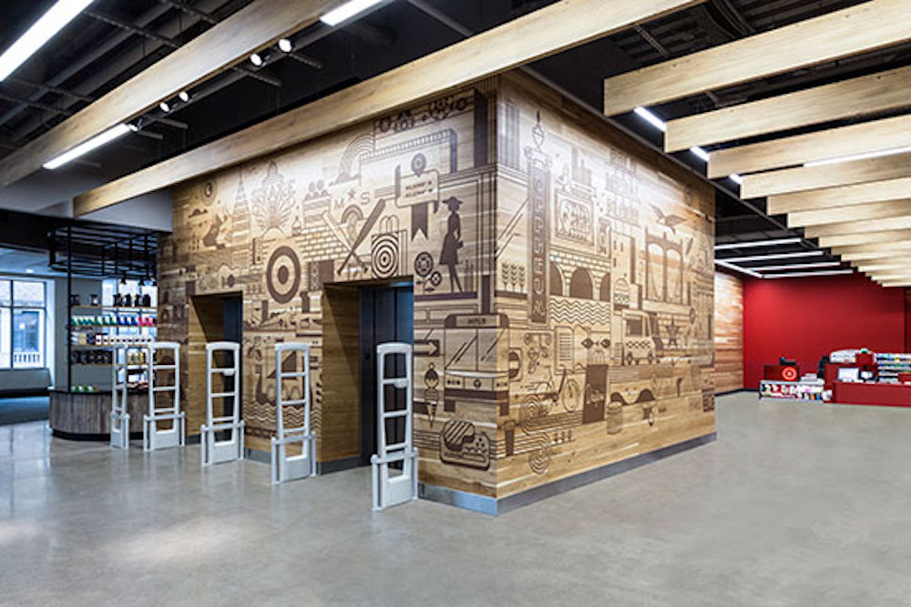 Target Tests Out A New, More Shopper-Friendly Design