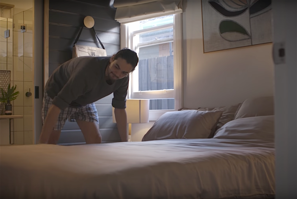 These Bed Sheets Are Infused With Coffee To Eliminate Odors