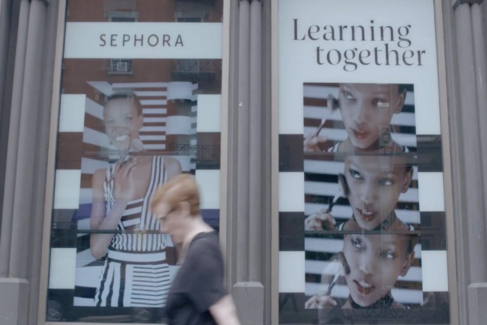 Sephora Is Bringing Custom Digital Experiences Into The Store