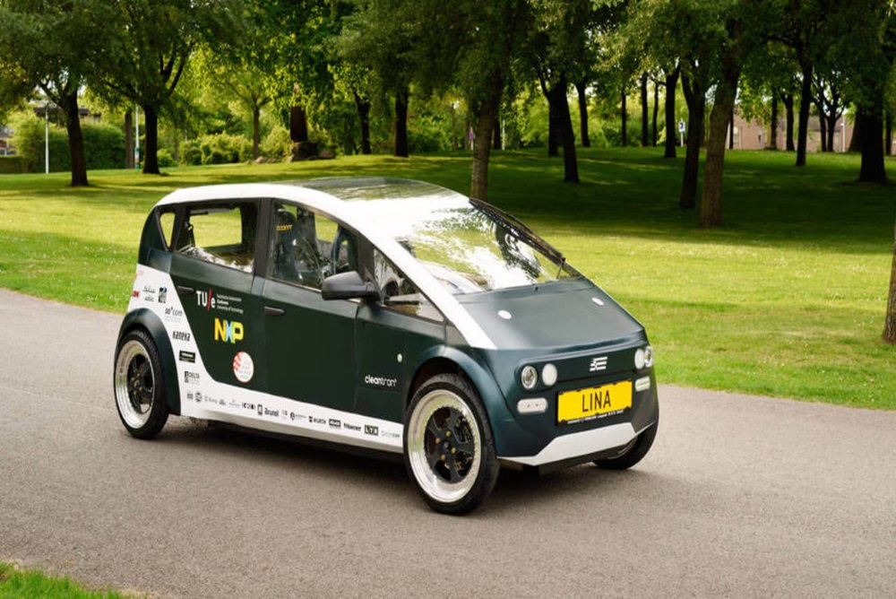 Students Build A Sustainable Car Using Sugar Beets And Flax