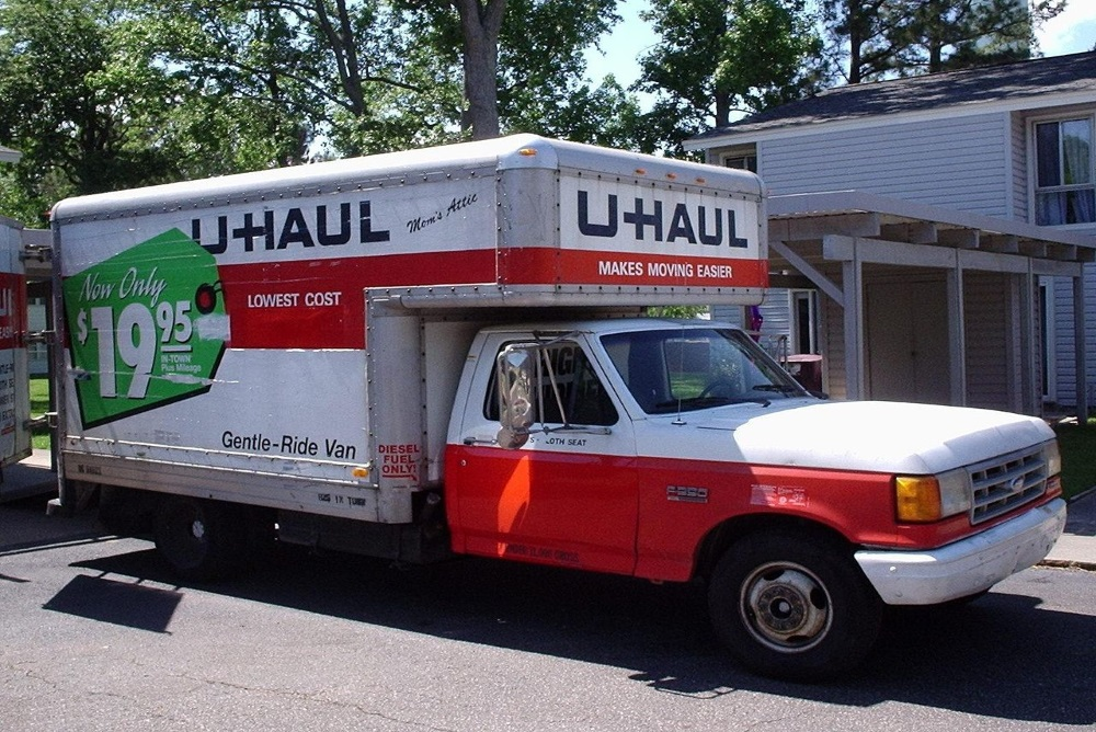 U-Haul Has A New Self-Service Option Using Your Phone Camera