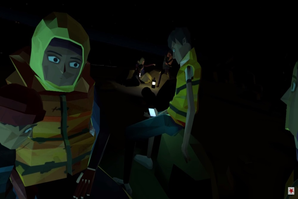 Virtual Reality Recreates The Journey Of A Refugee