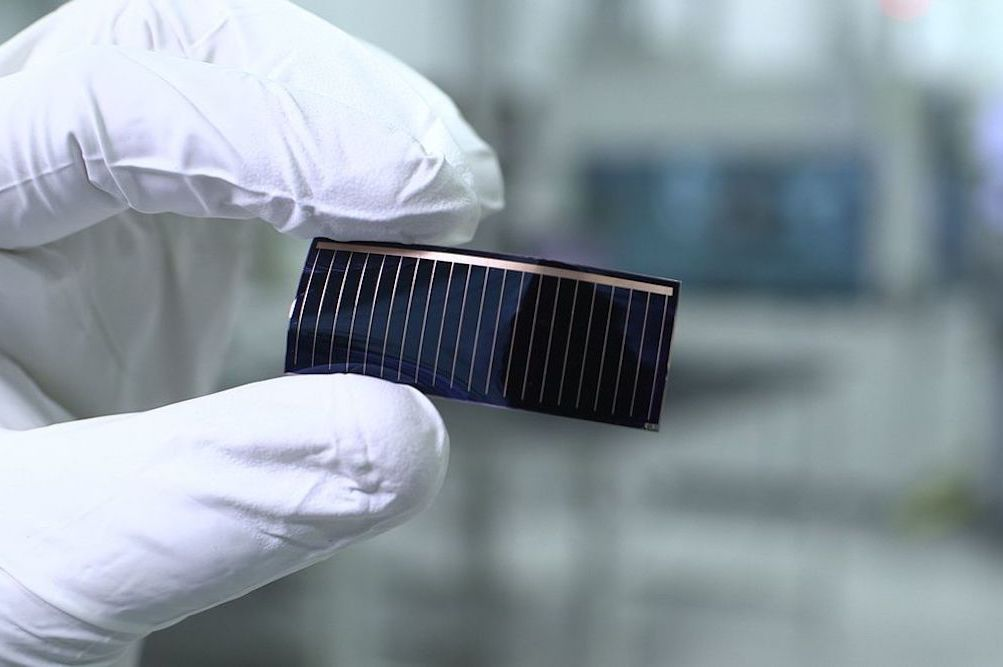 Audi Is Developing Solar Panels To Power New Electric Vehicles