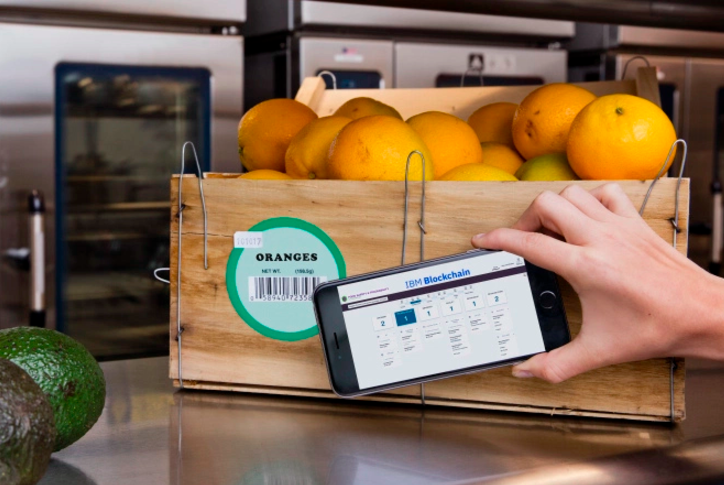 How IBM Is Bringing The Blockchain To Major Food Retailers