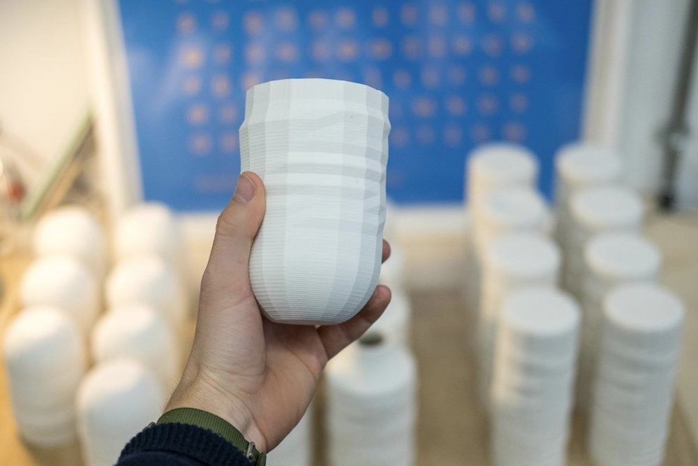 Turn Your Voice Recording Into A Custom Piece Of Pottery