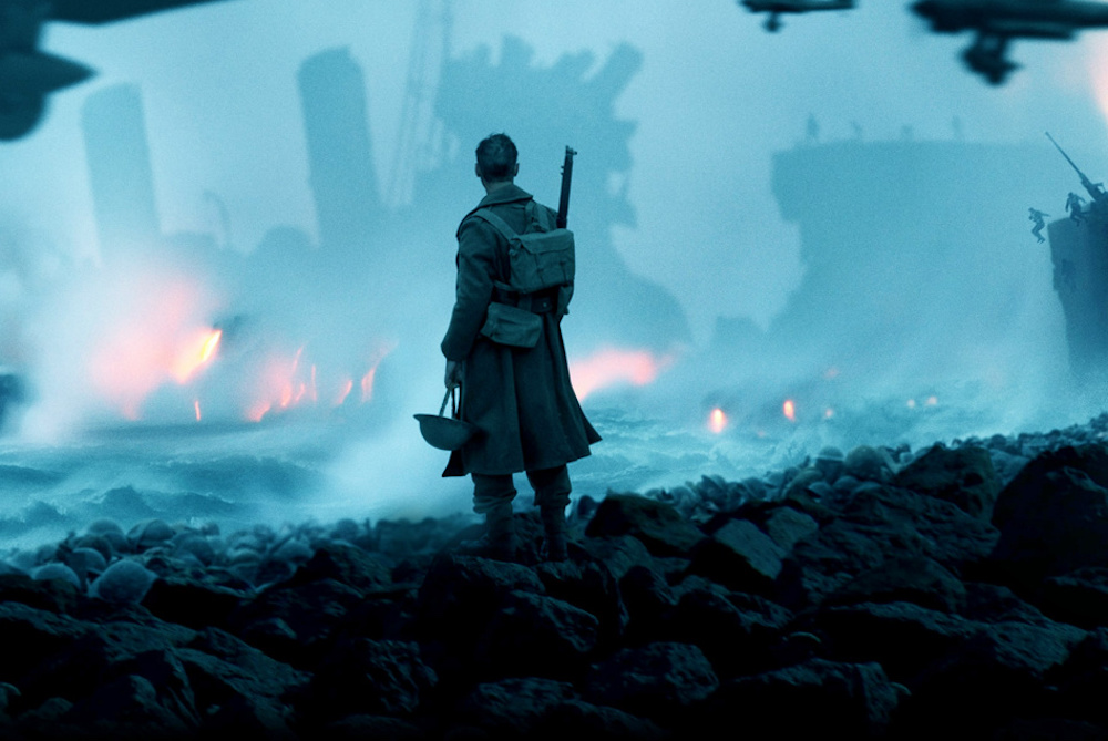 Warner Bros And Intel Give The Film 'Dunkirk' A VR Treatment