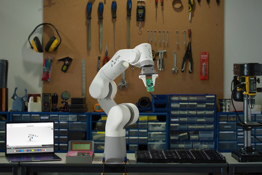 This Workplace Robot Is Designed Not To Steal Your Job