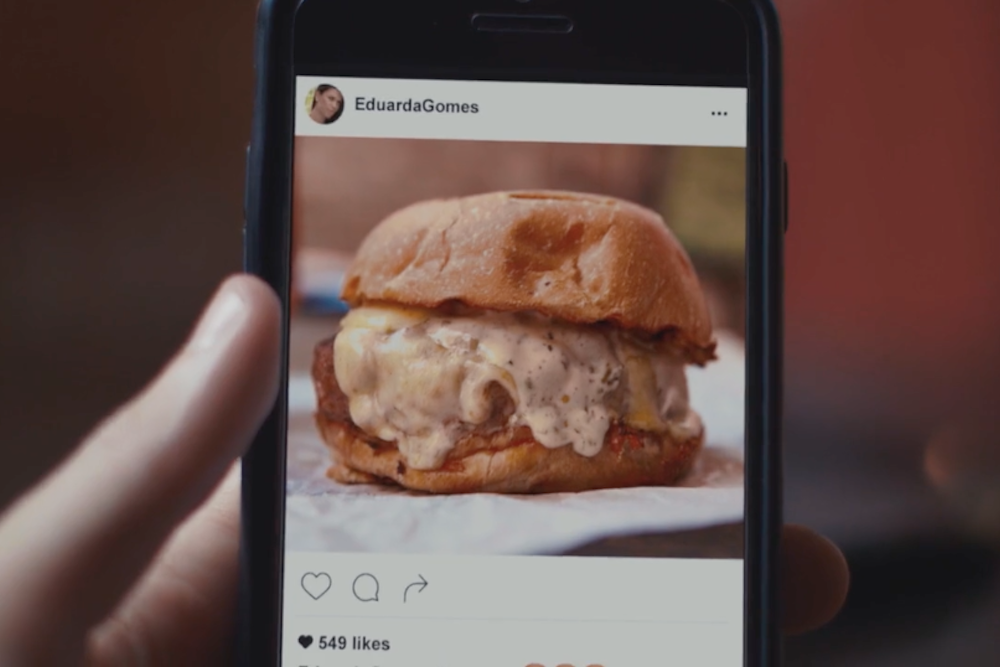 Heinz Instagram Lets You Eat Some Of The Delicious Food On Your Feed