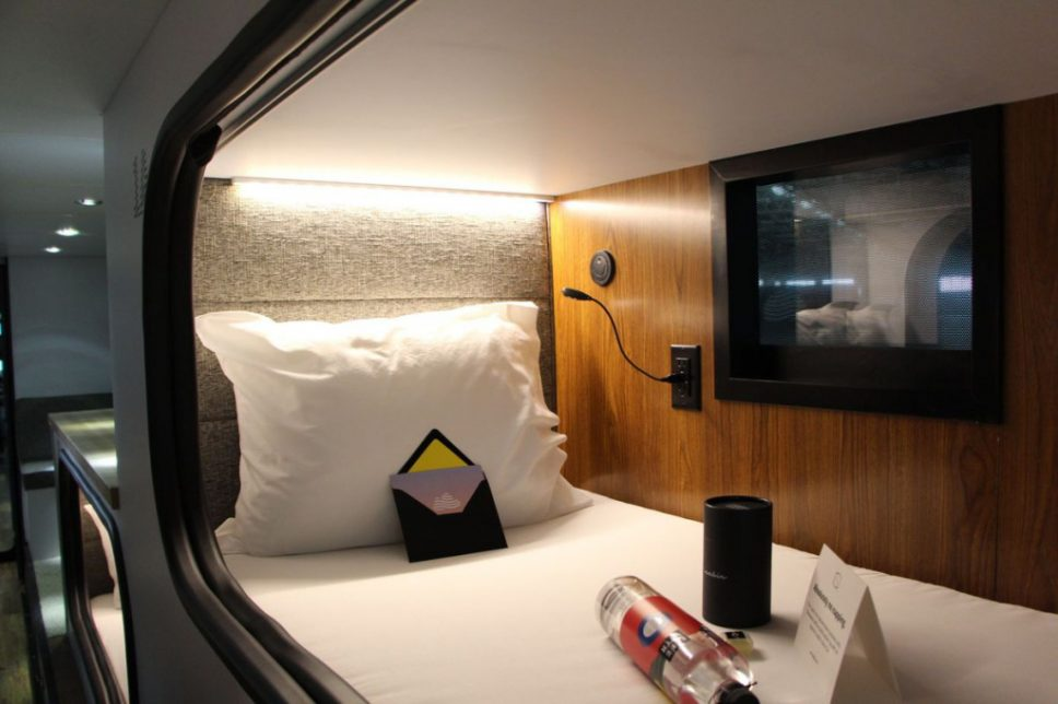 These 'Moving Hotels' Are Reshaping The Megabus Industry