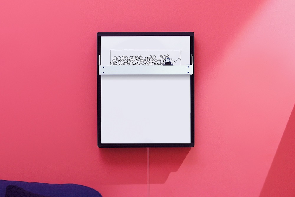 This Robotic Etch-A-Sketch Is A Drawing Board For The Modern Age