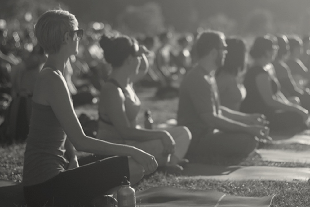 Lululemon Opens Its First Meditation Space