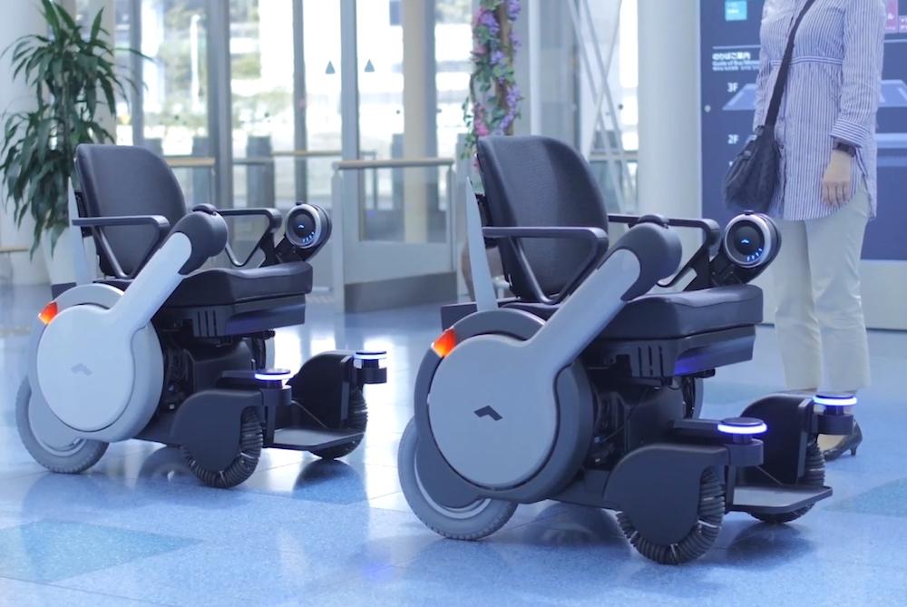 Autonomous Wheelchairs Will Help Passengers Navigate A Japanese Airport