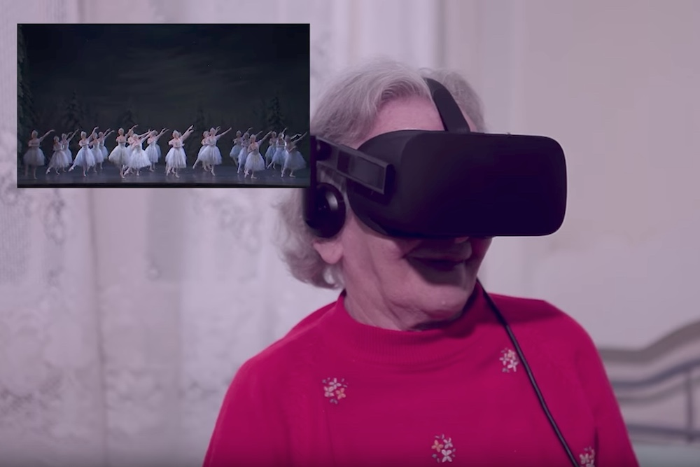 How Virtual Reality Is Helping Senior Citizens Live Out Their Travel Dreams