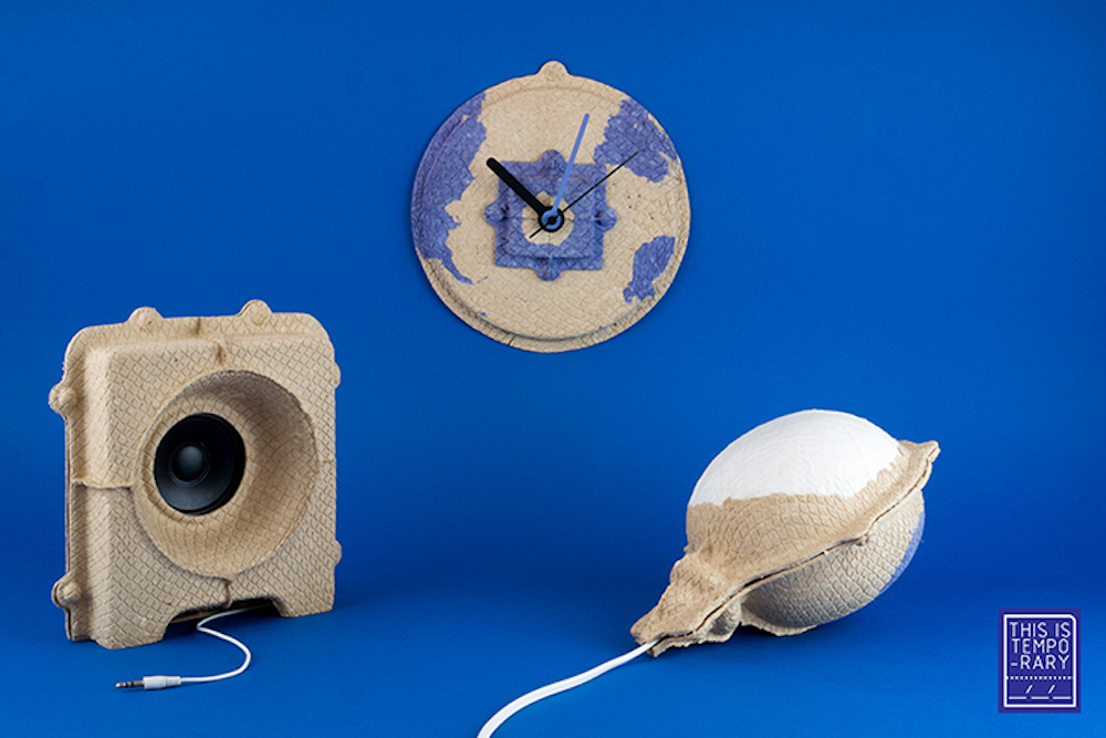 Series Of Biodegradable Household Objects Calls Out Consumer Waste