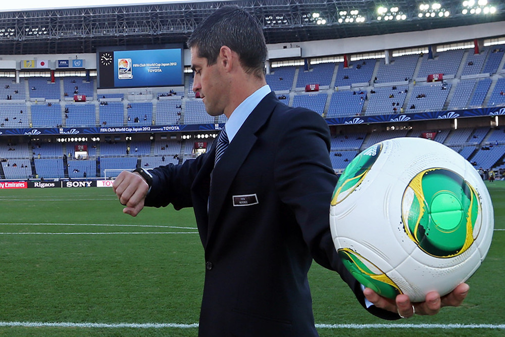 FIFA Is Experimenting With Ways To Bring Soccer Into The Modern Age