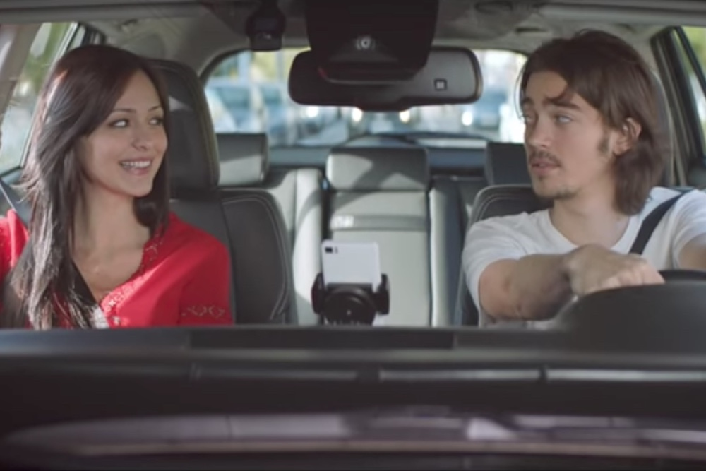 Toyota's App Punishes Teens For Reckless Driving By Playing Their Parents' Bad Music