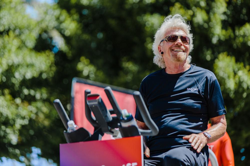 PurpleList Podcast Episode 1: Richard Branson On Why He's Launching Virgin Sport