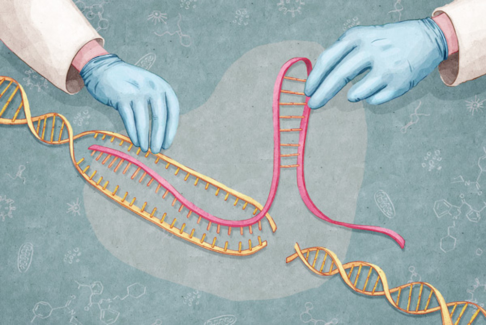 Gene Editing: Disrupting Today's Therapeutics Industry And Revolutionizing The Future of Medicine