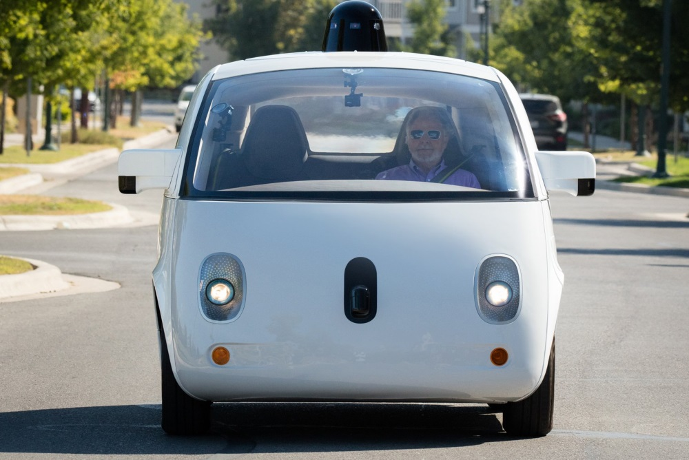 Waymo Self-Driving Cars Could Soften If They Are Involved In A Collision