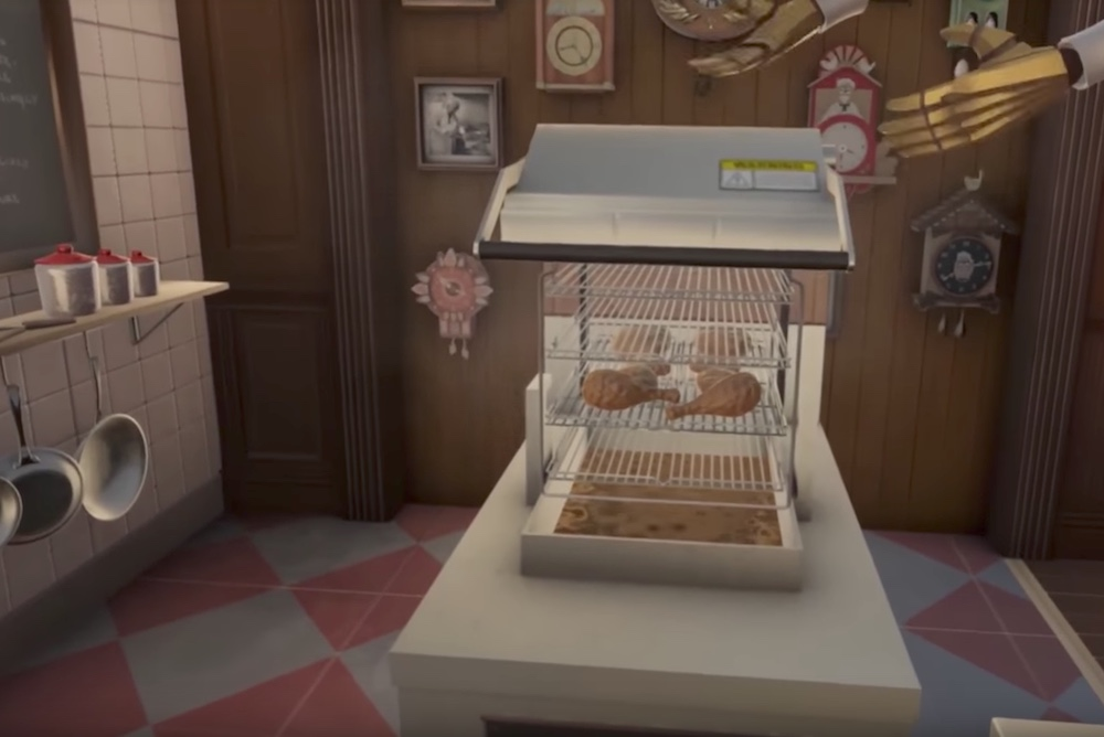 KFC Uses VR To Teach Workers Its Chicken Recipe