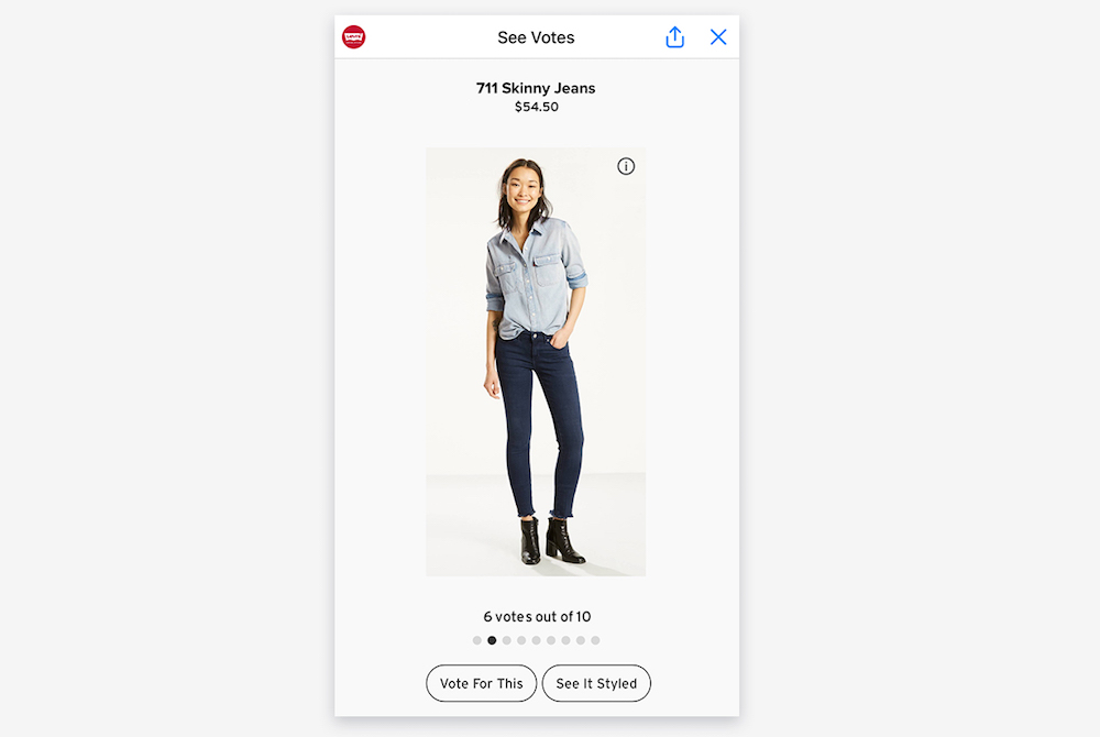 Let This Bot Help You Pick Your Next Pair Of Jeans
