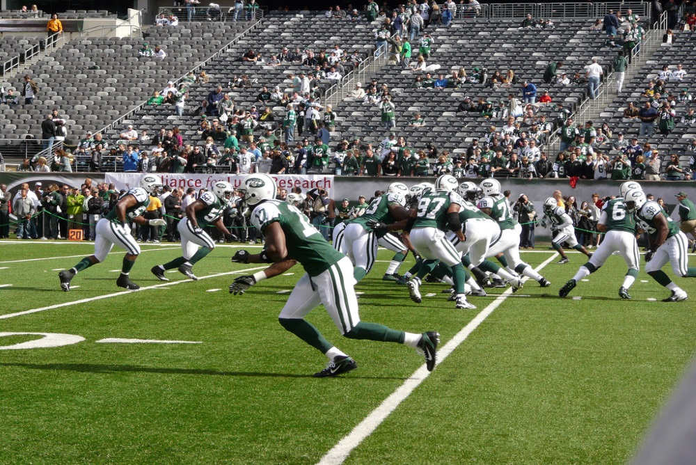 The New York Jets Are Teaming Up With Students To Innovate The Franchise