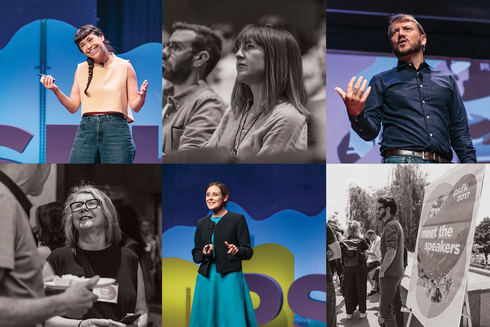 PSFK 2018 Date Announced! May 18 In New York City