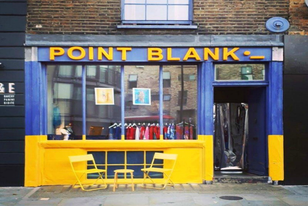 This London Pop-up Shop Invites You To Dive In