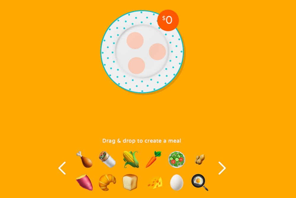 This Campaign Uses Emojis To Create Meals For Charity