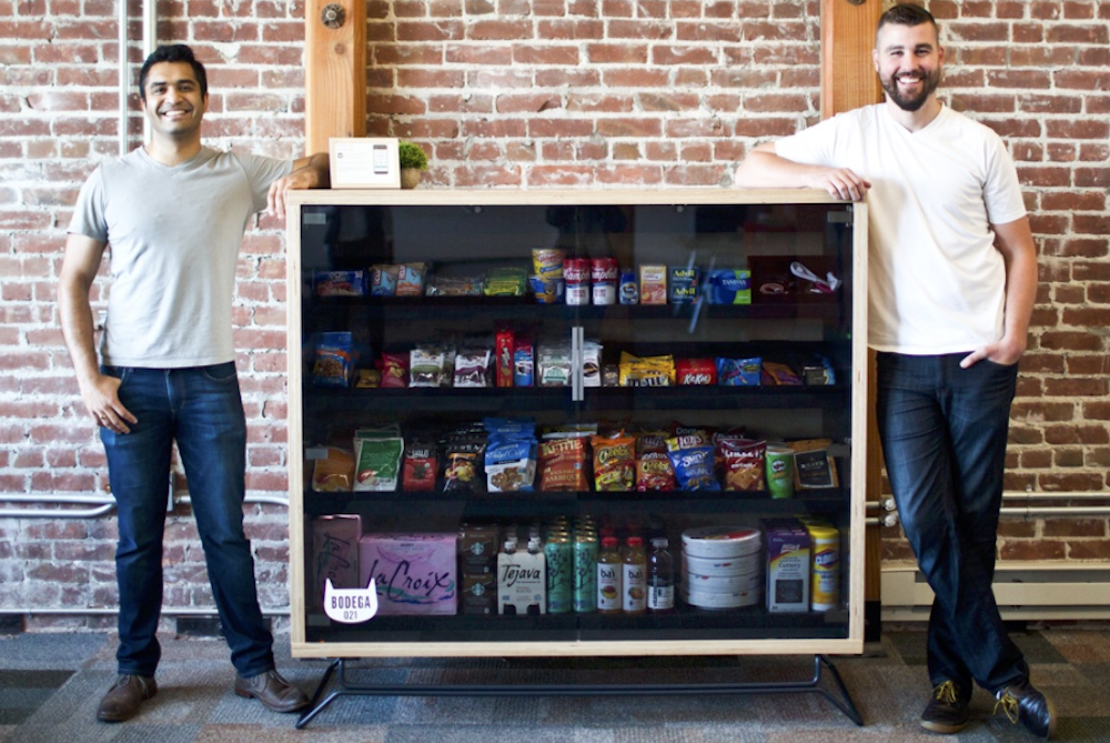Behind The Controversial Company That Wants To Replace Corner Stores With Connected Lockers