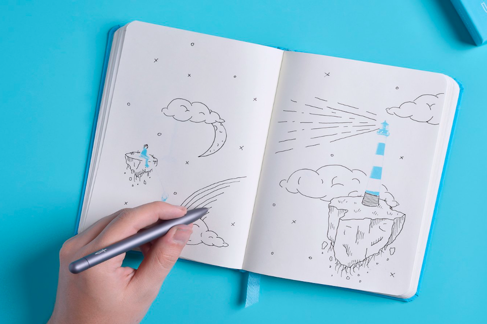 Adobe's Principal Designer Made A Notebook Filled With Creative Prompts