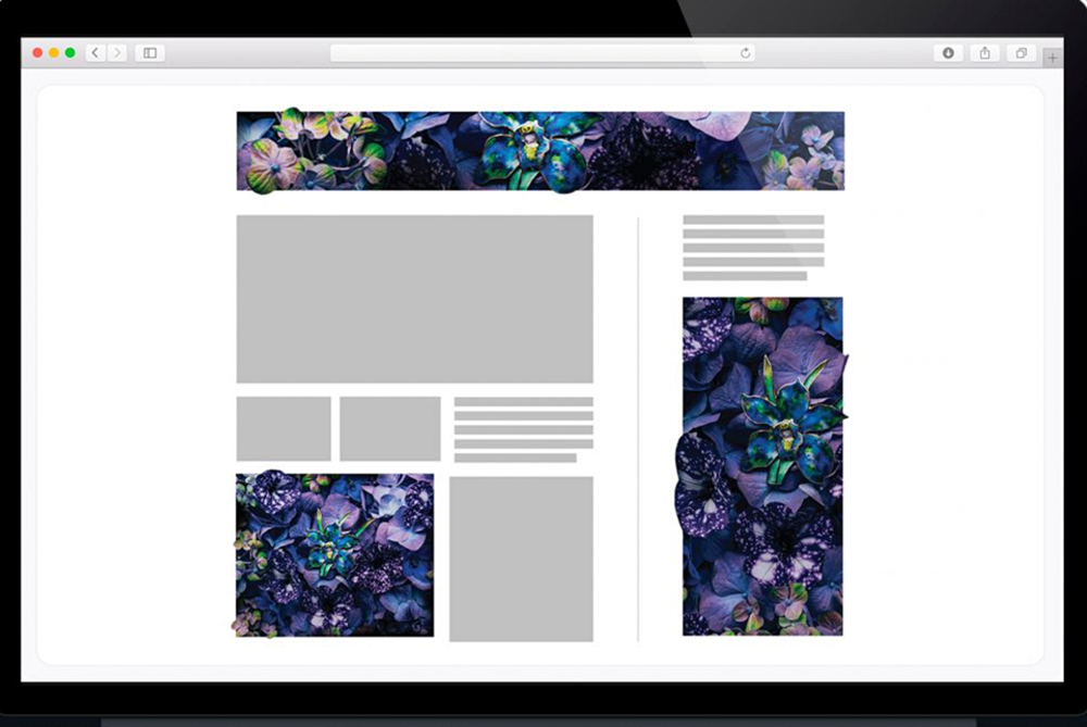 This Ad Blocker Makes Web Pages Beautiful With Flowers